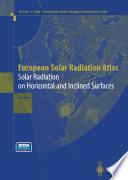 European Solar Radiation Atlas