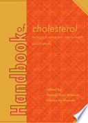 Handbook of cholesterol