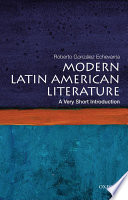 Modern Latin American Literature  A Very Short Introduction