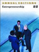 Annual Editions: Entrepreneurship 02/03