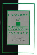Casebook of Marital Therapy