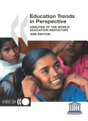 World Education Indicators 2005 Education Trends in Perspective Pdf