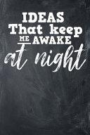 Pdf Ideas That Keep Me Awake at Night