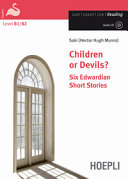 Children or devils? Six edwardian short stories. Con espansione online. Con CD Audio