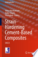 Strain Hardening Cement Based Composites