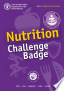 Nutrition Challenge Badge