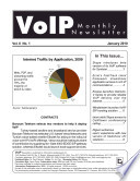 Voip Monthly Newsletter January 2010
