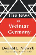 Jews in Weimar Germany