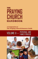 The Praying Church Handbook Book