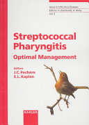 Streptococcal Pharyngitis