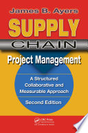 Supply Chain Project Management  Book PDF