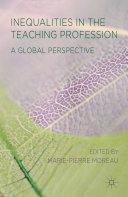 Inequalities in the Teaching Profession [Pdf/ePub] eBook