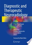 Diagnostic and Therapeutic Neuroradiology