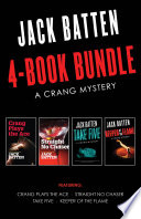 Crang Mysteries 4 Book Bundle Book