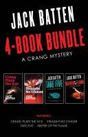 Crang Mysteries 4 Book Bundle