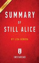 Summary of Still Alice