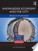 Knowledge Economy And The City Book PDF
