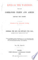 Lives of the Warriors who Have Commanded Fleets and Armies Before the Enemy Book