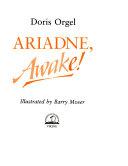 Ariadne Awake