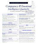 Pdf Competency & Emotional Intelligence Quarterly