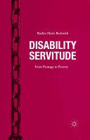 Pdf Disability Servitude Telecharger