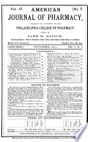 American Journal of Pharmacy and the Sciences Supporting Public Health