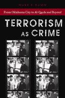 Terrorism as Crime
