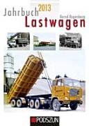 Jahrbuch Lastwagen 2013