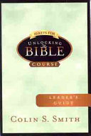 10 Keys for Unlocking the Bible Leader s Guide