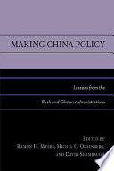 Making China Policy Book