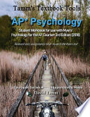 AP* Psychology Student Workbook for Use with Myers' Psychology for the AP Course+ 3rd Edition (2018)