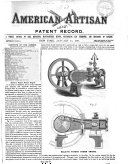 American Artisan and Patent Record