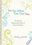 The  Do What You Can  Plan  Ebook Shorts  Book