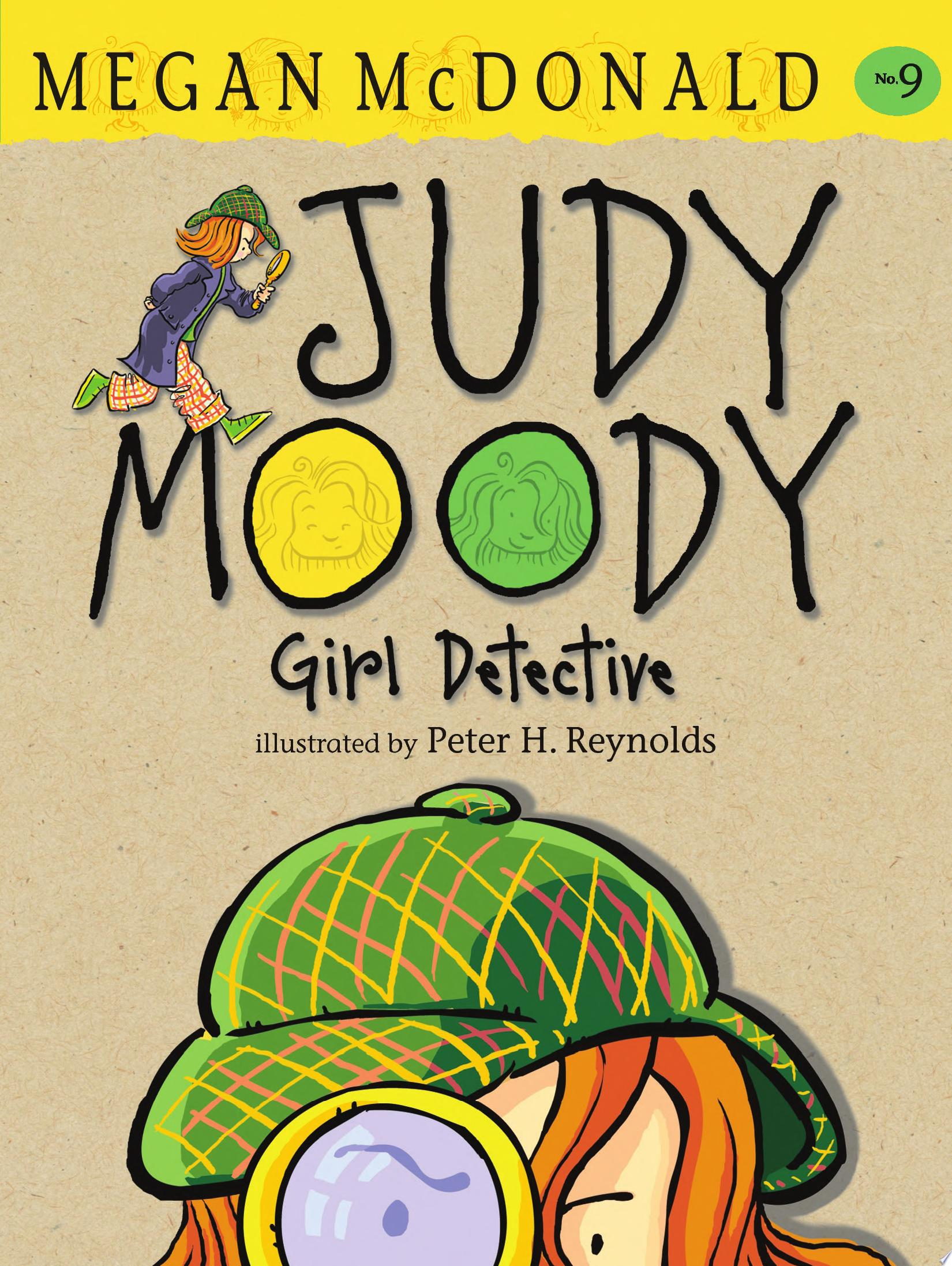 Judy Moody  Girl Detective  Book  9