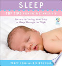 Sleep  Top Tips from the Baby Whisperer