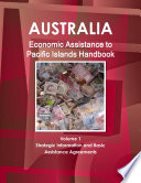 Australia Economic Assistance to Pacific Islands Handbook Volume 1 Strategic Information and Basic Assistance Agreements