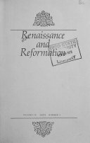 Renaissance Et R  forme