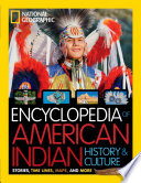 link to Encyclopedia of American Indian history & culture : stories, time lines, maps, and more in the TCC library catalog
