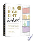 The Home Edit Workbook  Prompts  Activities  and Gold Stars to Help You Contain the Chaos