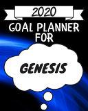 2020 Goal Planner For Genesis