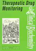 Therapeutic Drug Monitoring and Clinical Biochemistry Book