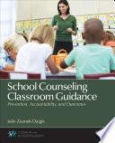 School Counseling Classroom Guidance Book