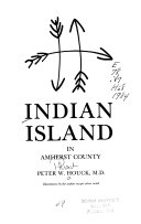 Pdf Indian Island in Amherst County