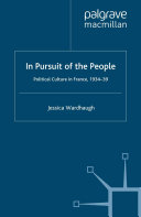 Pdf In Pursuit of the People Telecharger