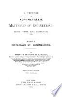 Materials of engineering