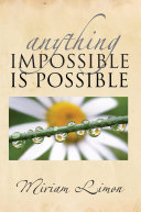 Pdf Anything Impossible Is Possible