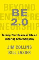 Beyond Entrepreneurship 2. 0