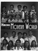 Hmong in the Modern World Book