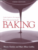 Professional Baking  Study Guide Book