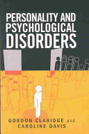 Personality and Psychological Disorders Book